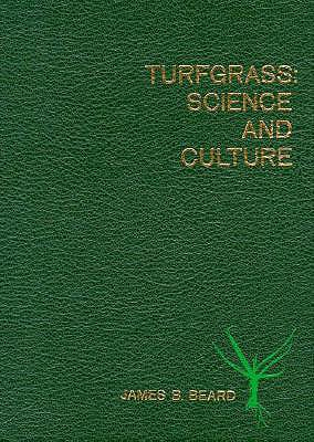 Image for TURFGRASS SCIENCE AND CULTURE