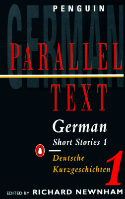 German Short Stories, Newnham, Richard (editor)