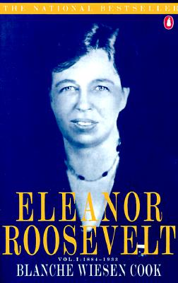 Image for Eleanor Roosevelt, Volume One 1884-1933