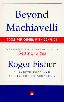 Image for Beyond Machiavelli : Tools for Coping With Conflict