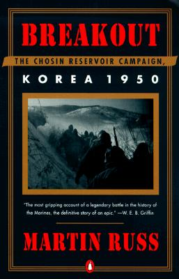 Image for Breakout: The Chosin Reservoir Campaign, Korea 1950