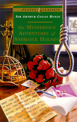 The Mysterious Adventures of Sherlock Holmes (Puffin Classics), Doyle, Sir Arthur Conan