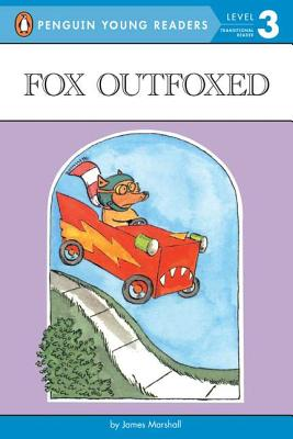 Fox Outfoxed (Penguin Young Readers, L3), James Marshall