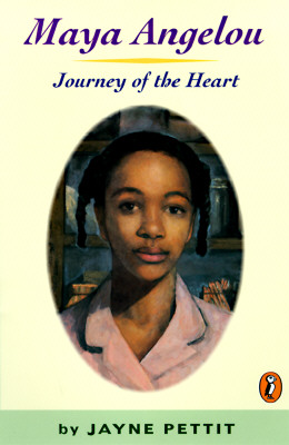 Image for Maya Angelou: Journey of the Heart (Rainbow Biography)