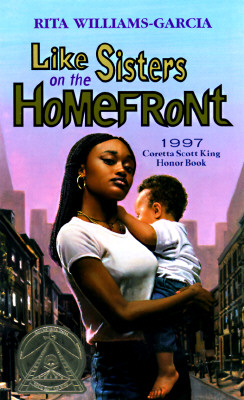 Like Sisters on the Homefront, Williams-Garcia, Rita