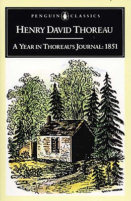 Image for A Year in Thoreau's Journal: 1851 (Penguin Classics)