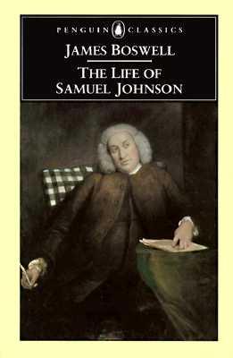 The Life of Samuel Johnson (Penguin Classics), Boswell, James