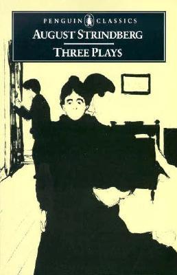 Three Plays, Strindberg, August;Watts, Peter