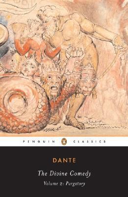 The Divine Comedy: Purgatory, DANTE ALIGHIERI, MARK MUSA