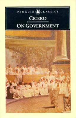 Image for On Government (Penguin Classics)