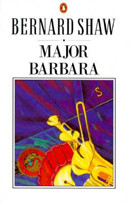 Image for Major Barbara (Shaw Library)