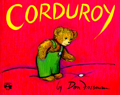 Corduroy, DON FREEMAN