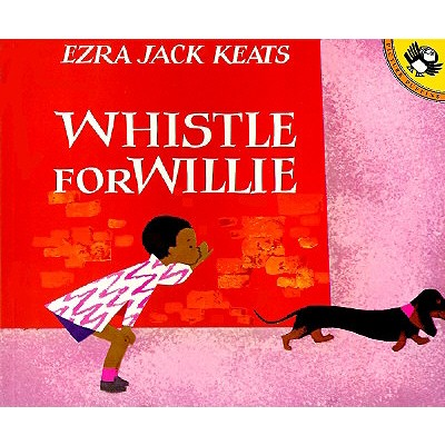 Image for Whistle for Willie (Picture Puffin Books)
