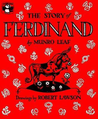 The Story of Ferdinand (Picture Puffins), Leaf, Munro