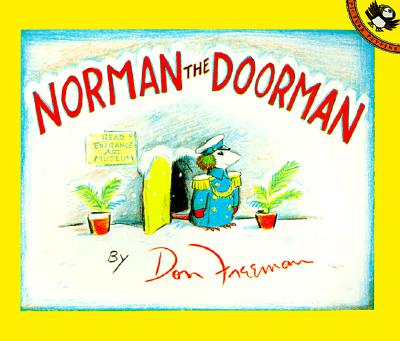 Norman the Doorman (Picture Puffins), Freeman, Don