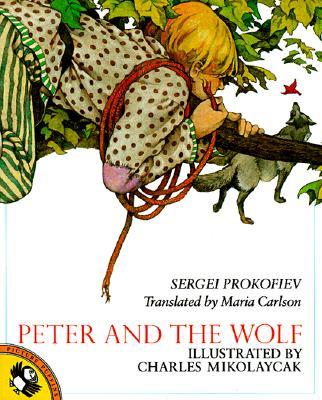 Peter and the Wolf, Prokofiev, Sergei