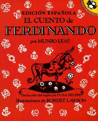 El Cuento de Ferdinando (The Story of Ferdinand in Spanish)  (Picture Puffins), Leaf, Munro