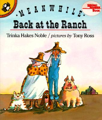 Image for Meanwhile Back at the Ranch (Reading Rainbow)