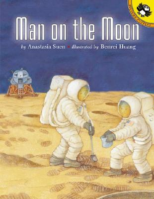 Man on the Moon (Picture Puffins), Suen, Anastasia