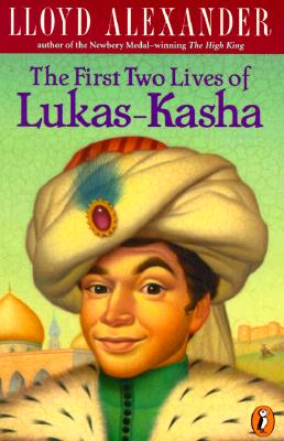Image for The First Two Lives of Lukas-Kasha