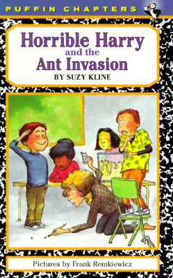 Horrible Harry and the Ant Invasion, Suzy Kline