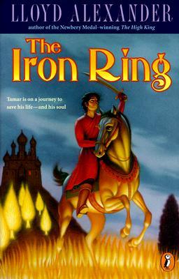 The Iron Ring (Novel), Alexander,Lloyd