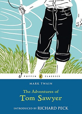The Adventures of Tom Sawyer (Puffin Classics), Mark Twain
