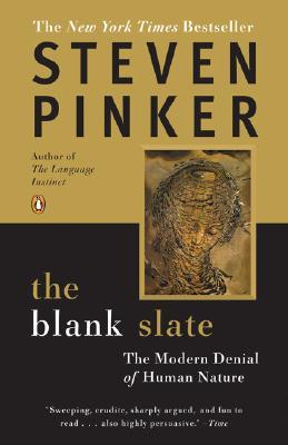 The blank slate, Pinker, Steven
