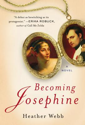 Image for Becoming Josephine: A Novel