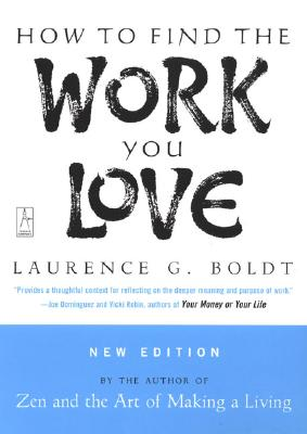 Image for How to Find the Work You Love