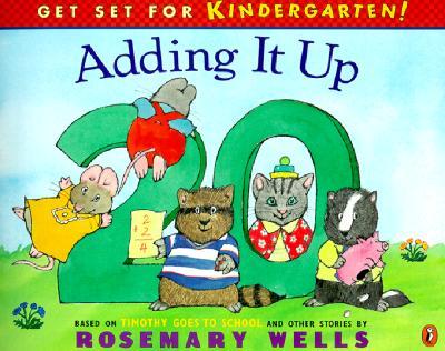 Image for Adding It Up: Get Set for Kindergarten #6