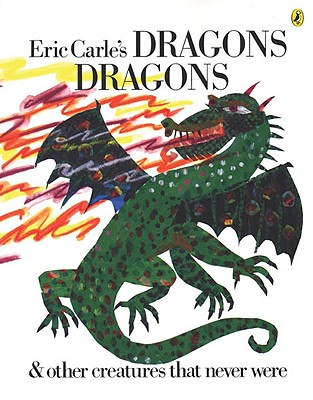 Image for Eric Carle's Dragons, Dragons