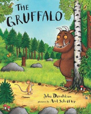 The Gruffalo, Julia Donaldson
