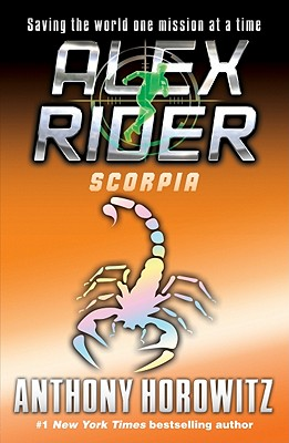 Image for SCORPIA ALEX RIDER