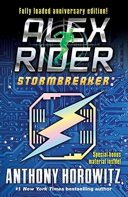 STORMBREAKER (ALEX RIDER, NO 1), HOROWITZ, ANTHONY