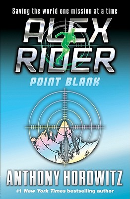 Point Blank (Alex Rider Adventure), Horowitz, Anthony