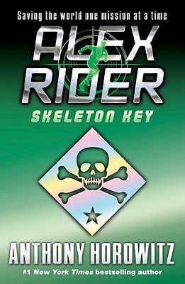 SKELETON KEY (ALEX RIDER, NO 3), HOROWITZ, ANTHONY