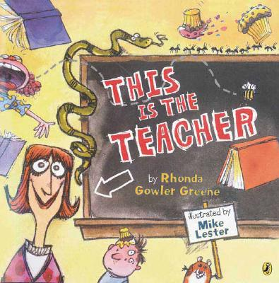 Image for THIS IS THE TEACHER