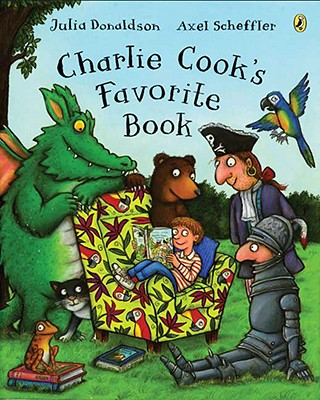 Charlie Cook's Favorite Book, Julia Donaldson