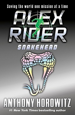 Snakehead (Alex Rider Adventure), Anthony Horowitz