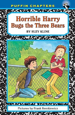 Image for Horrible Harry Bugs the Three Bears