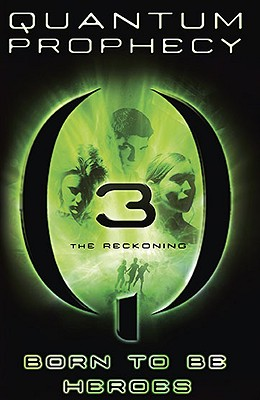 The Reckoning #3 (Quantum Prophecy), Michael Carroll