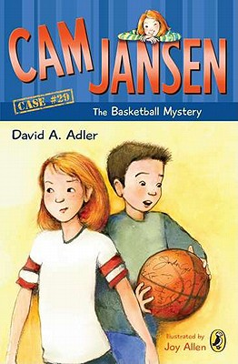 Image for Cam Jansen: the Basketball Mystery #29