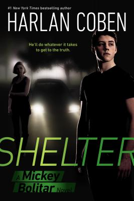 Image for Shelter (Book One): A Mickey Bolitar Novel