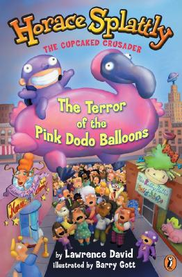 Image for Horace Splattly #3: Terror of the Pink Dodo (Horace Splattly, the Cupcaked Crusader)