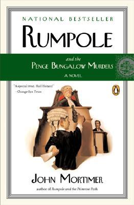 RUMPOLE AND THE PENGE BUNGALOW MURDERS -- BARGAIN BOOK, MORTIMER, JOHN