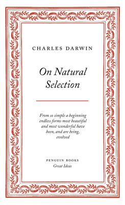 Image for ON NATURAL SELECTION