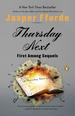 "Image for ""First Among Sequels (Thursday Next, Book 5)"""