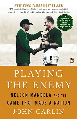 Image for Playing The Enemy: Nelson Mandela and the Game that Made a Nation