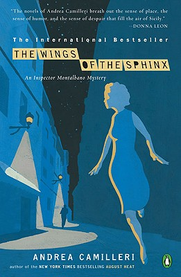 Image for The Wings of the Sphinx (Inspector Montalbano Mysteries)